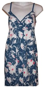 Aropostale short dress Navy Blue, Red & White on Tradesy