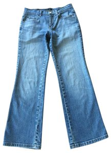 New York & Company Straight Leg Jeans