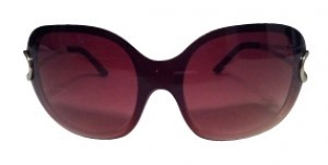 Jones New York Round oversize sunglasses