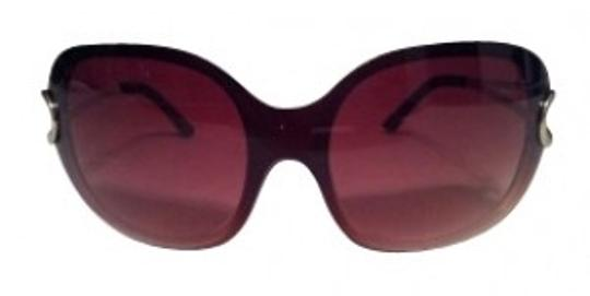 Preload https://item4.tradesy.com/images/jones-new-york-dark-brown-red-round-oversize-sunglasses-17718-0-0.jpg?width=440&height=440