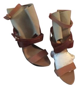 Colin Stuart Natural Sandals