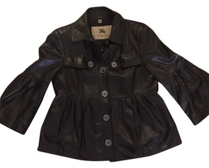Burberry London Leather Jacket