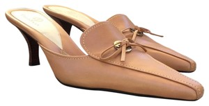 Cole Haan Salmon/pink (more salmon than pink) Mules
