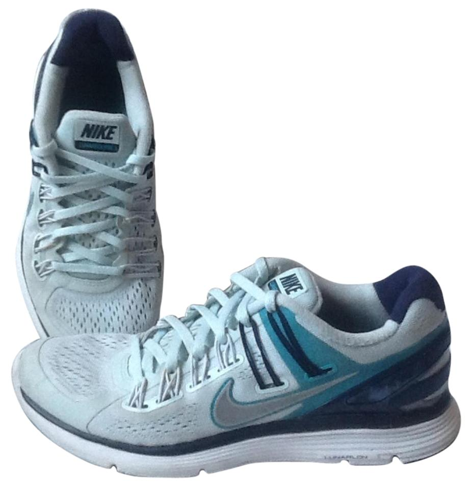 Nike Light Blue Turquoise Lunar Eclipse 3 Sneakers Size Us 7 5