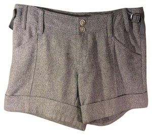 Hei Hei Cuffed Shorts Grey