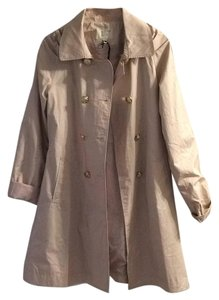 Lux Apparel Trench Coat