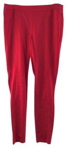 Ted Baker Skinny Pants Red