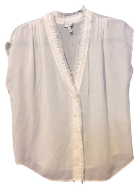 Preload https://item3.tradesy.com/images/joie-cream-no-blouse-size-0-xs-1771942-0-0.jpg?width=400&height=650