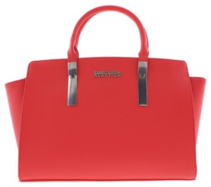 Kenneth Cole Reaction Satchel in Red