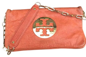 Tory Burch Purse Purse Orange Clutch