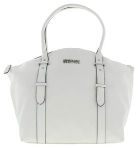 Kenneth Cole Reaction Satchel in white