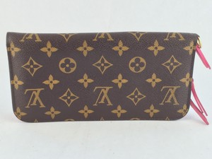 Louis Vuitton Louis Vuitton Insolite Wallet Pink Interior