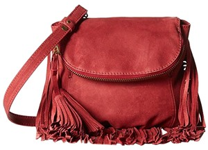 Twelfth St. by Cynthia Vincent Red Messenger Bag