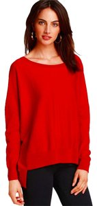 Eileen Fisher Lava Ballet Neck Sweater