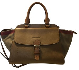 Burberry Brit Satchel in Brown