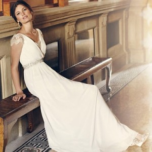 BHLDN Jenny Yoo Wedding Dress