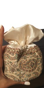 Champagne Custom Made Small Pouches Other