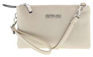 Kenneth Cole Reaction white Messenger Bag