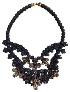 Jean-Paul Gaultier Jean Paul Gaultier rubber gemstones choker necklace