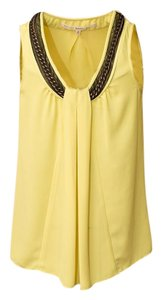 Rachel Roy Top yellow