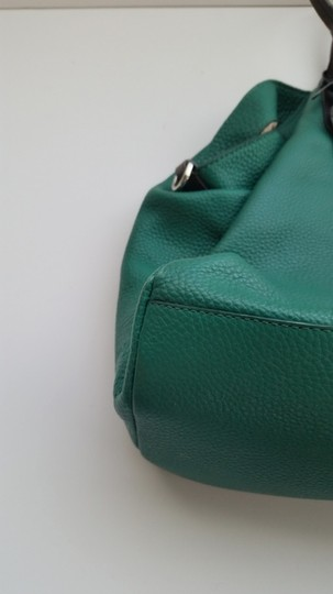 Cole Haan Tote in Emerald Green