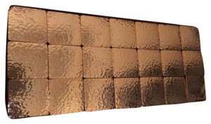 Ted Baker Gold & Brown Clutch