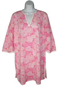 Lilly Pulitzer Cotton Pink Tunic