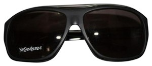 Saint Laurent (YSL)SL01 Yves Saint Laurent Black Matte Sunglasses 2345/S