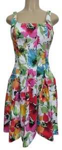 Ralph Lauren short dress multi on Tradesy