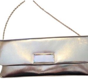 Kate Landry Gold Clutch