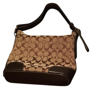 Coach Convertible Shoulder Bag