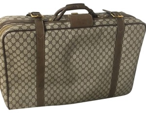 Gucci Brown Travel Bag