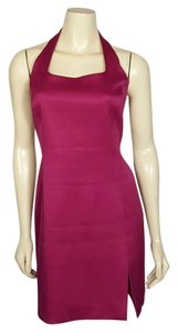 Laundry by Shelli Segal Halter Formal Dress