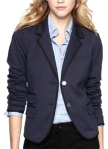 Gap Navy with Black Detail Blazer