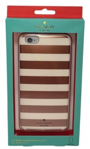 Kate Spade Hybrid Hard Shell Case for Apple iPhone 6 Plus and 6s Plus NEW
