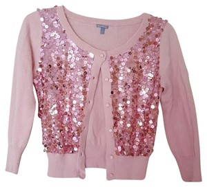 Charlotte Russe Sequin Party Night Out Chic Sassy And Fun Cardigan