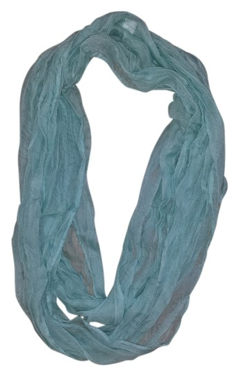 Merona Teal Eternity Scarf