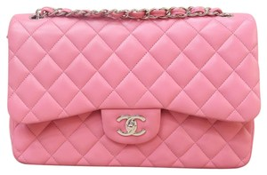Chanel Like New Cf Double Flap Shoulder Bag