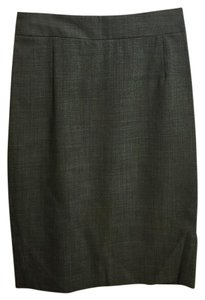 Theory Skirt Gray