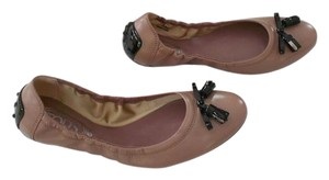 Tod's Made In Italy Mauve Flats