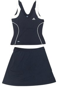 adidas tennis top and skirt