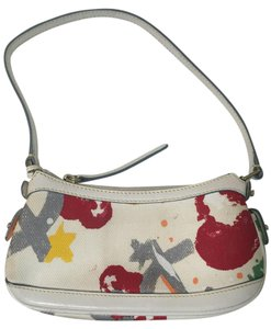 Dooney & Bourke Splash Paint Shoulder Bag