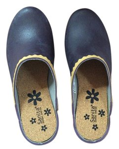 Sanita PURPLE Mules
