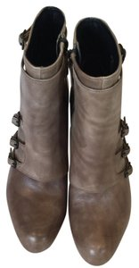 Cole Haan Taupe Boots