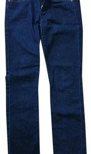 Madewell Straight Pants Blue jeans