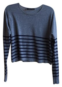Patterson J. Kincaid Pjk Striped Longsleeve Sweater