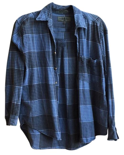 Preload https://item1.tradesy.com/images/brandy-melville-blue-wylie-plaid-flannel-button-down-top-size-8-m-17730175-0-1.jpg?width=400&height=650