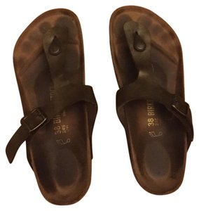 Birkenstock Bronzy Brown Sandals