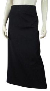 Talbots Long Skirt Black