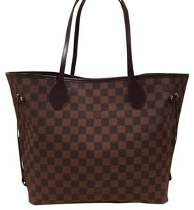 Louis Vuitton Neverfull Damier Lv Tote